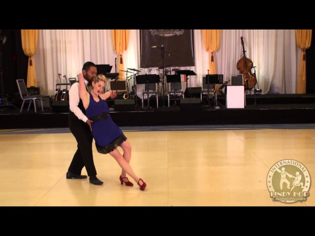 ILHC 2014 - Slow Dance - Finals - Mikey Pedroza Jo Hoffberg