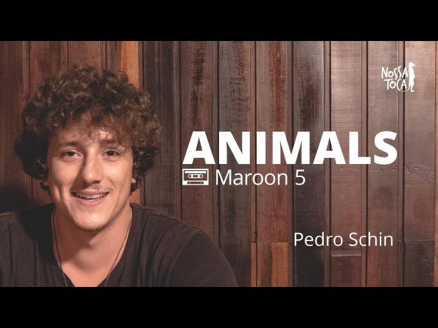 Animals - Maroon 5 (Pedro Schin beatbox cover) Nossa Toca