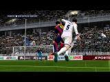RC Deportivo - FC Barcelona 0-3 La Liga (26.12.2015) - FIFA 14
