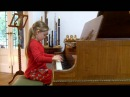 Sonata in E-flat major by Alma Deutscher (aged 6) - I moderato (composed Nov 2011)