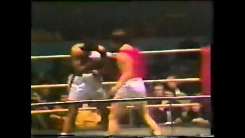 Мохаммед Али против советских боксеров