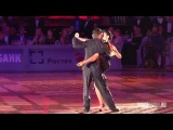 Dmitry Vasin - Esmer Omerova, Showcase, Argentine tango