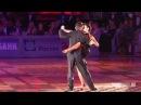 Dmitry Vasin Esmer Omerova Showcase Argentine tango