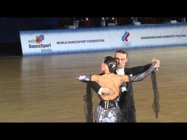 WDSF Grand Slam Standard, Final Tango