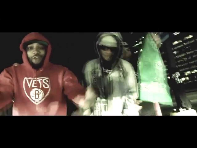 Snowgoons ft N.B.S., Rasco Banish - Goons Shit / Click Clack (VIDEO)