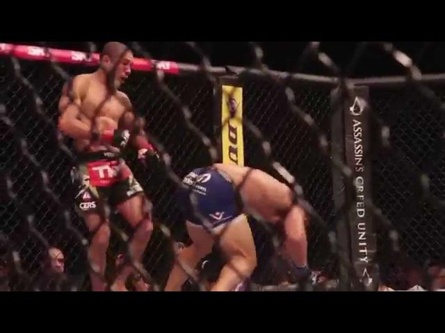UFC 189: Aldo vs McGregor Promo