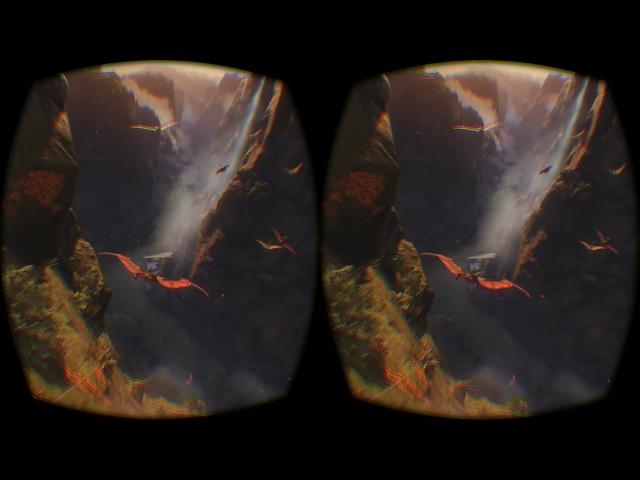 Dinosaur Island 2 - A MUST PLAY OMG (Oculus Rift) VR