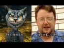 Characters and Voice Actors Alice Madness Returns