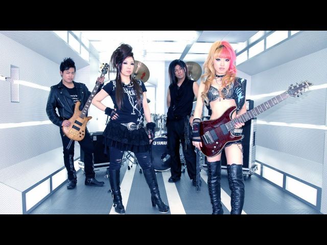 Rie a.k.a. Suzaku / Dreaming Eyes Music Video