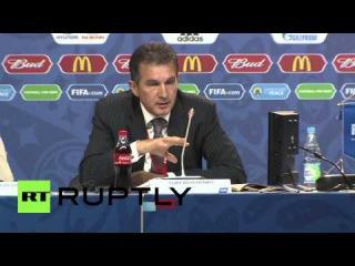 Россия: Официальные переговоры по борьбе с дискриминацией тактику ФИФА на ЧМ-2018.