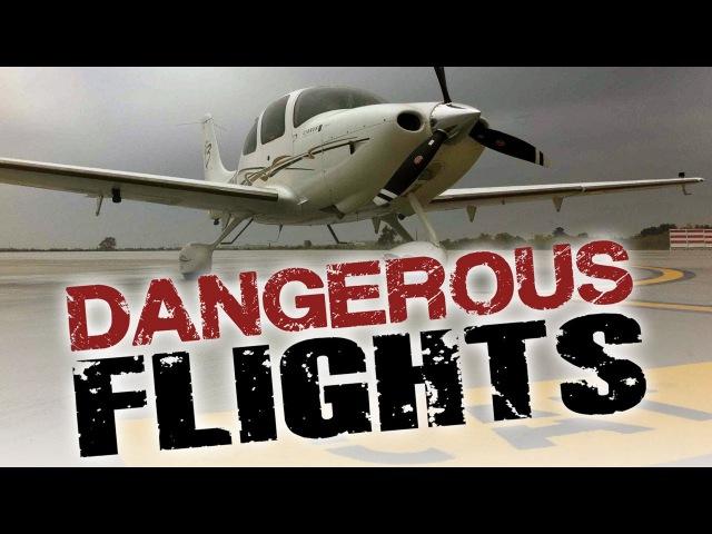 Воздушные дальнобойщики (1 сезон) 4 серия
