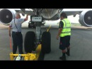 Boeing 777 300ER Pushback with Descriptions HD