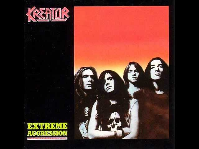 Kreator Extreme Aggression FULL ALBUM 1989