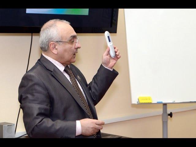 Встреча партнеров DOM-LAND с профессором Хачатряном в Москве 19.04.2015