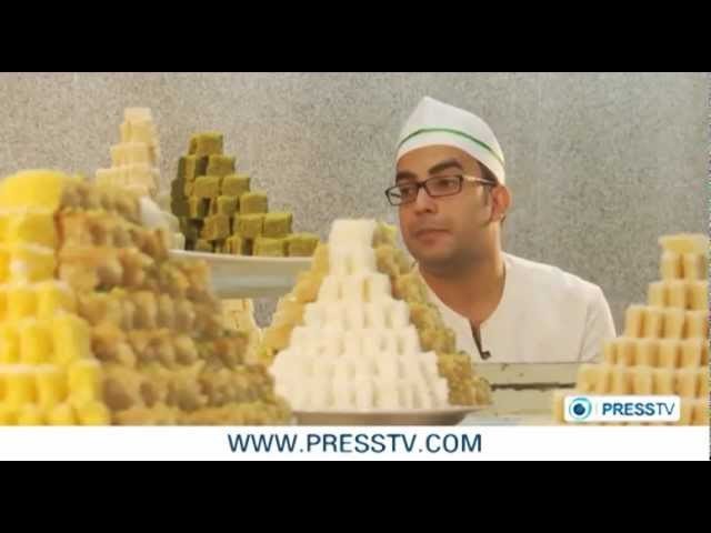 Yazdi Sweets and Pastries