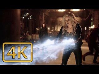 The Flash 2x14 killer frost vs zoom fight - part #16 (Ultra-HD 4K)