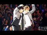 [掌心witheunhae] 120310 Super Show IV in Macau - You & I - Eunhae make heart