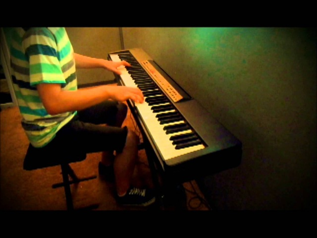 Hunter Gifford - Reel Around the Sun Piano Cover