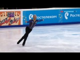 Adam RIPPON - Rostelecom Cup 2015 - LP - Video Dailymotion