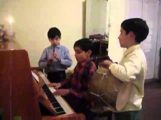 Armenian patriotic song-Msho zavak-Sasunciner-(Sasno-Curer)
