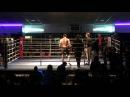 """Island Fights 27 """"ALL PRO EVENT"""" Baraq Hunter vs Alex Nicholson"""