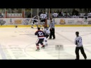 Rudesse Roughing Sean McMorrow vs Sébastien Roy 2 LNAH 28 11 14