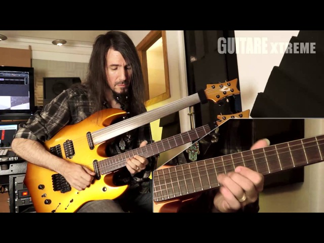 Ron Bumblefoot Thal Guitare Xtreme 71