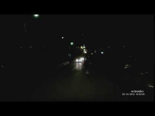 Пешеход без смертный