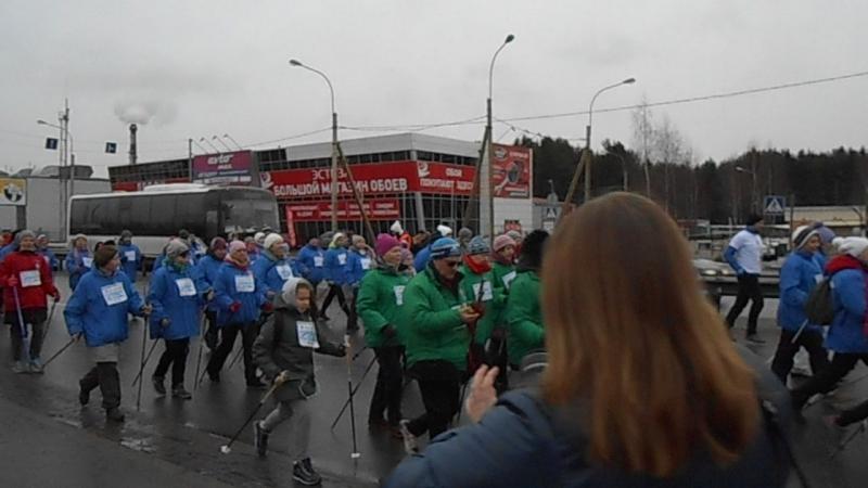 47 марафон Дорога Жизни