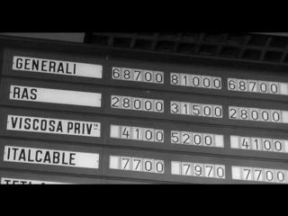 Затмение / L'eclisse - 1962