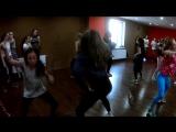 Интенсив по джазз-фанку от Лили RedFox и Насти Кобы | Танцевальная Мастерская