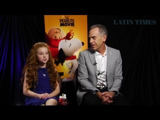 The Peanuts Movie- Steve Martino & Francesca Capaldi