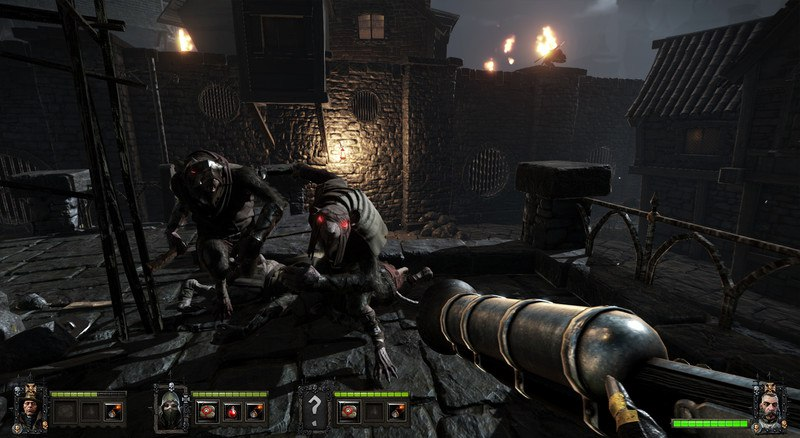 Warhammer: End Times Vermintide Collector's Edition (2015) [Repack] скачать торрент