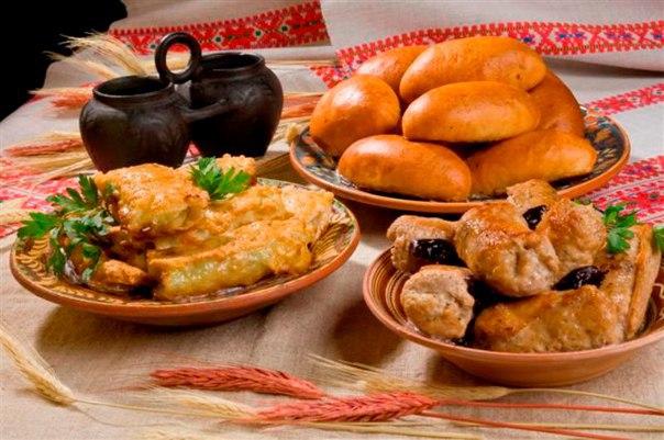 Блюда славянской кухни рецепты с фото