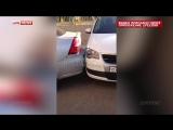 Пьяная женщина в Краснодаре протаранила 17 автомобилей