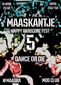 Maaskantje Happy Hardcore Fest  / MOD(Питер)
