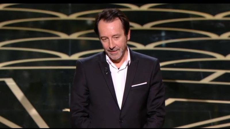 Jean-Hugues Anglade [Cesar Film Award 2016, 26022016]