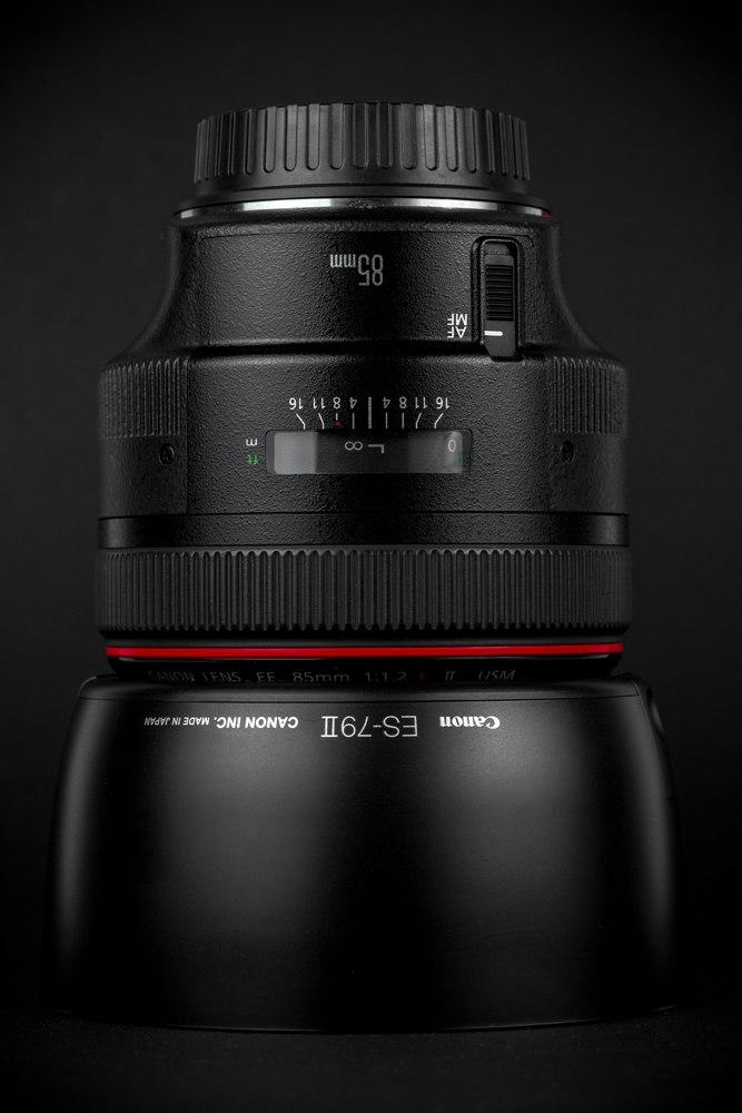Купить Canon EF 85mm f/1.2L II USM цена 1500$