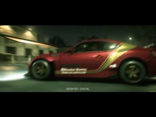 Need for Speed— Демонстрация игрового процесса - E3 2015 (HD)
