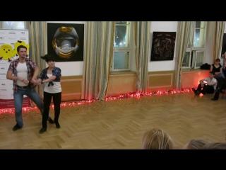 Chicken Strictly 2015. Виталий Гацко — Татьяна Федотова. Медляк.