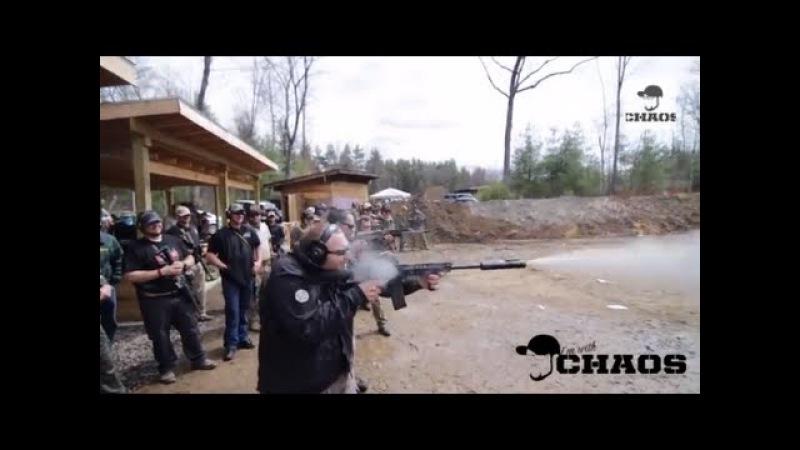 AK vs AR - Water Torture - SHM Shoot Heard 'Round the World