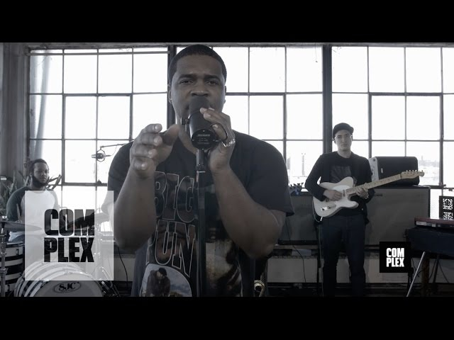 Complex City Cypher f/ A$AP Ferg, Wiki, Your Old Droog With Christian Scott (Brooklyn, NY)