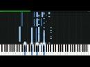 Eros Ramazzotti - Cosa della vita [Piano Tutorial] Synthesia | passkeypiano