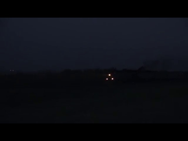 Ночной гул. Тепловозы 2ТЭ10М (Сырт) / 2TE10M at night (RZD, Syrt)