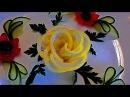 7 ЛАЙФХАКОВ КАК КРАСИВО НАРЕЗАТЬ ЛИМОН! Быстро и легко! Как красиво оформить стол