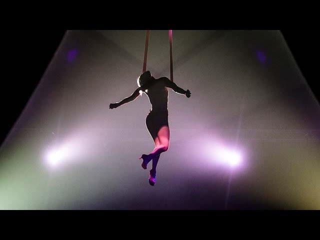 Natalia Egorova Bouglione Aerial Straps