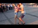 Очень красивый танец на набережной г Новороссийск Хастл Dance Drive 15 08 2013