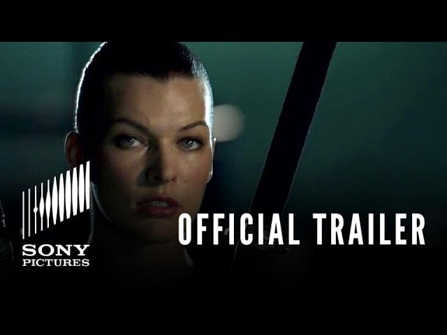 Resident Evil Afterlife - Official Teaser Trailer
