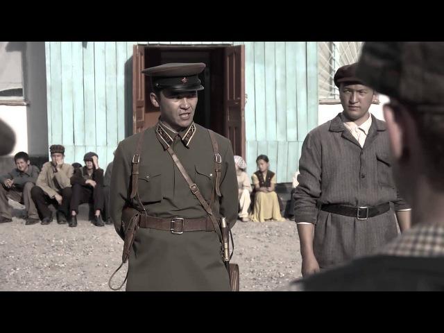 Официальный трейлер исторического сериала Агентства Хабар Бауыржан Момышулы