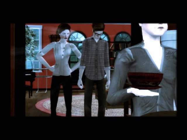 Part 1| Miss Peregrine's Home For Peculiar Children film| Sims 2
